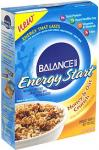 Balance Cereal Honey & Oat Crunch